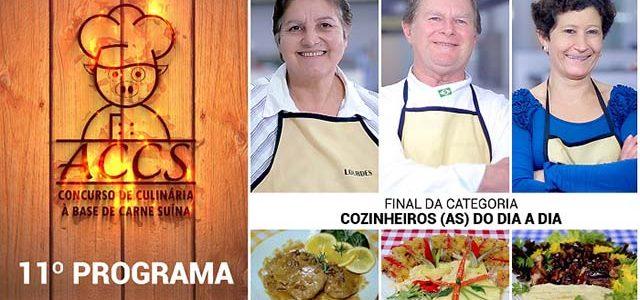ACCS – Final Cozinheiros do Dia a Dia