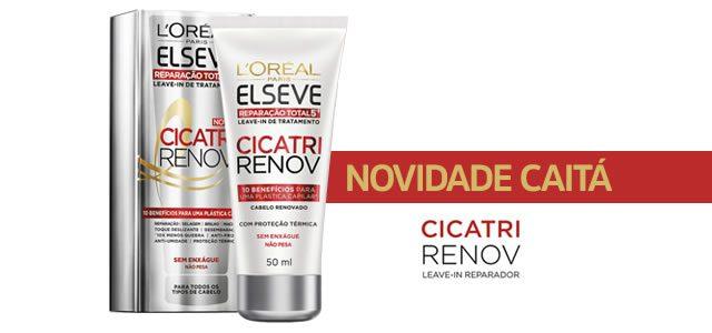 Cicatri Renov Elseve: 10 benefícios para seu cabelo