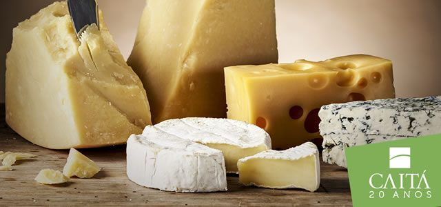 Curiosidades e tipos de queijo