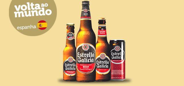 Estrella Galicia, uma história de sabor e sucesso